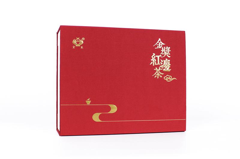 金奖红边茶