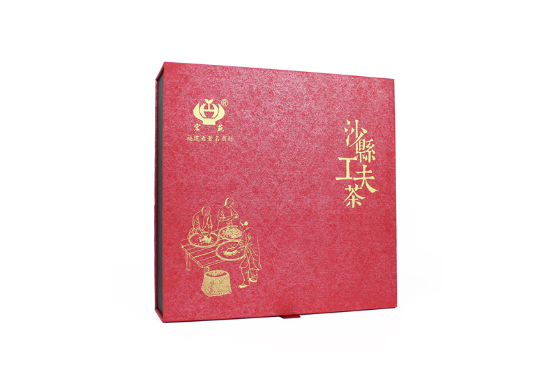 沙县工夫茶红G1000